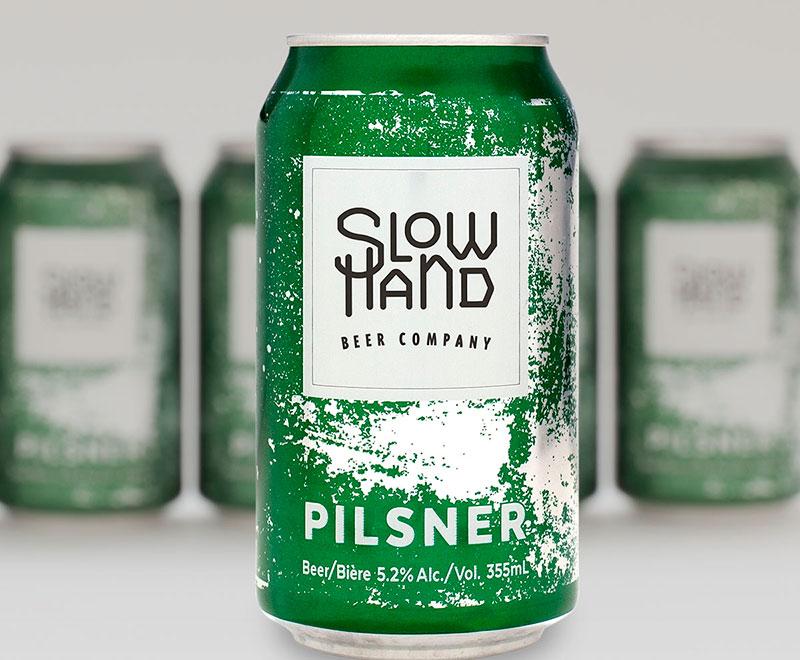 Vancouver craft beer branding design